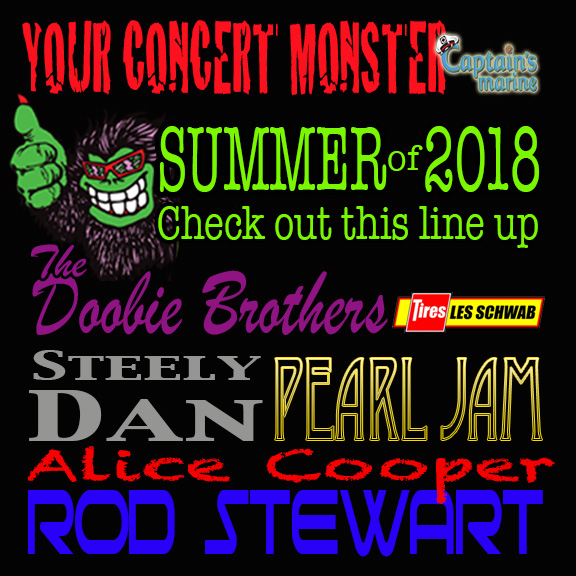 CONCERTS 2018